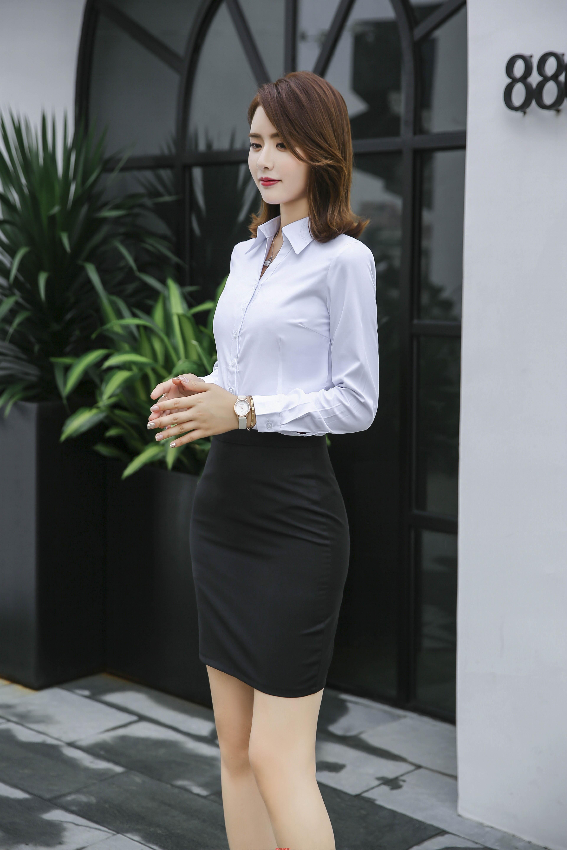 衬衫西裙01