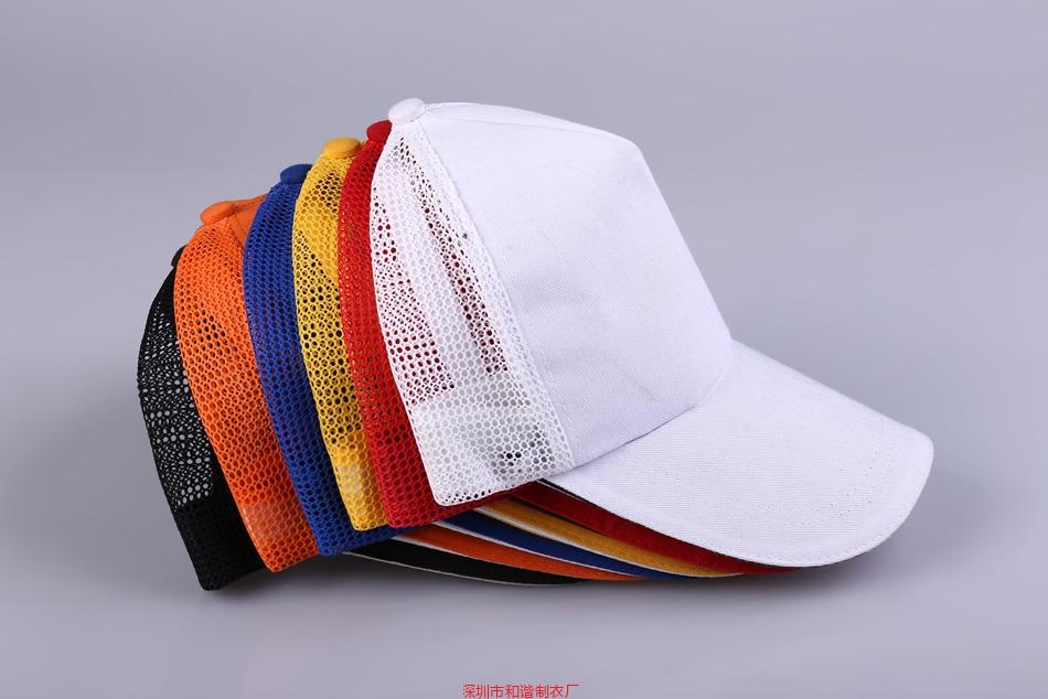 113纯棉网帽